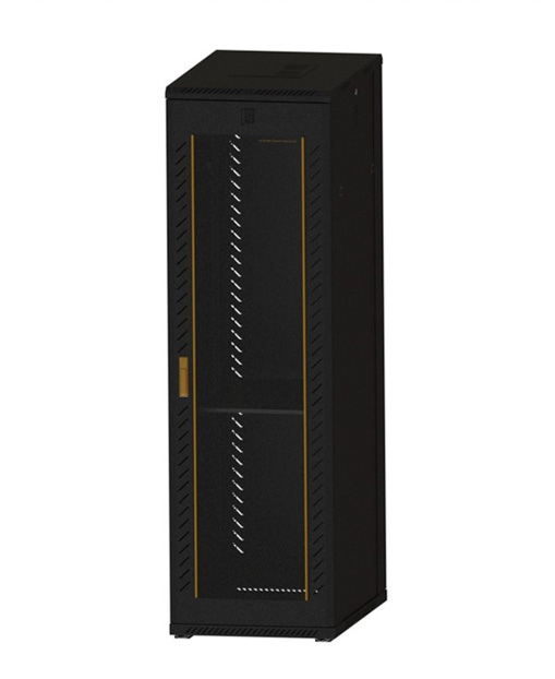 Network cabinet-14      2070,600,900 Common Lock Glass-Black