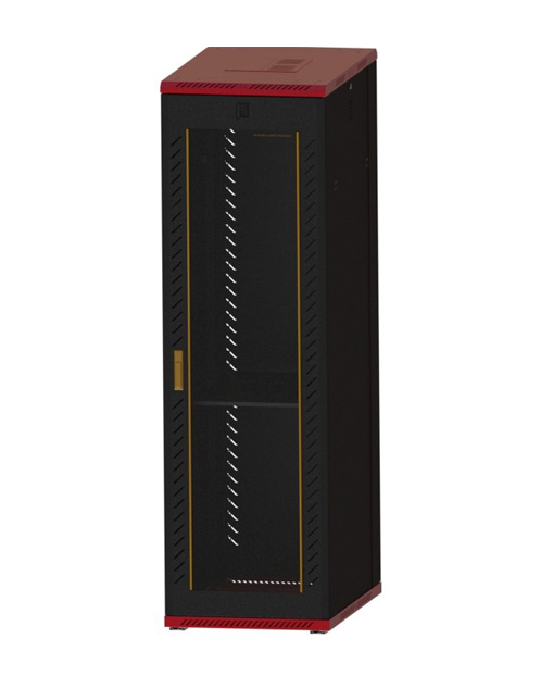 Network cabinet-15     2070,600,900 Common Lock Glass-Red