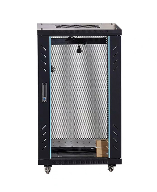 Hot sale 2m high quality metal Indoor rack server network cabinet