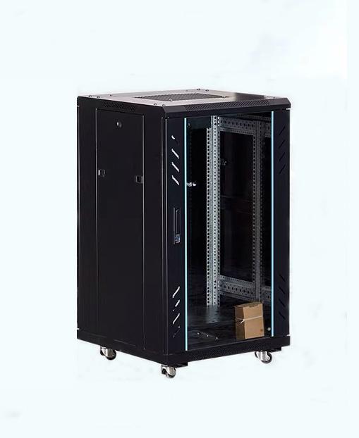 2m black spcc rack server network cabinet switch cabinet
