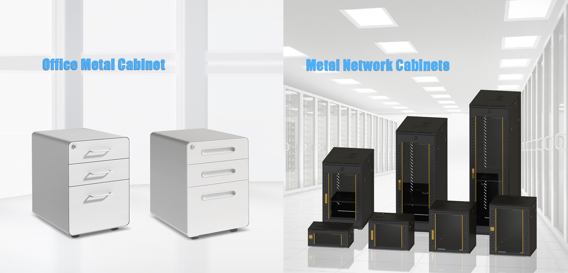 Metal Network Cabinets