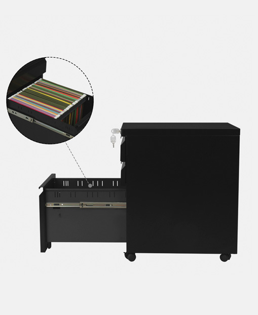 Factory Direct Supply Locking File Cabinet